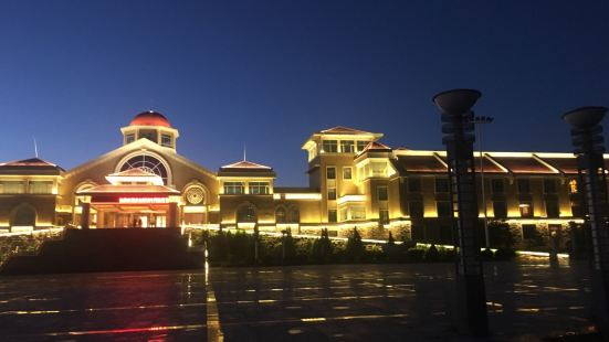 阿拉善大酒店-中餐廳