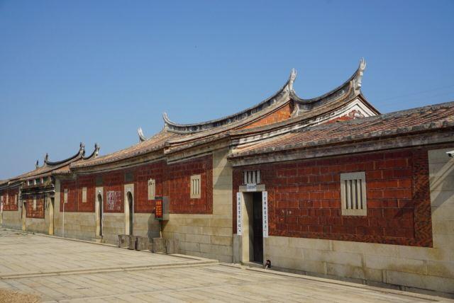 Caizishen Ancient Dwellings Buildings