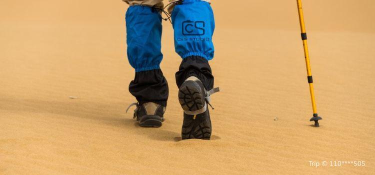 騰格里沙漠營地1