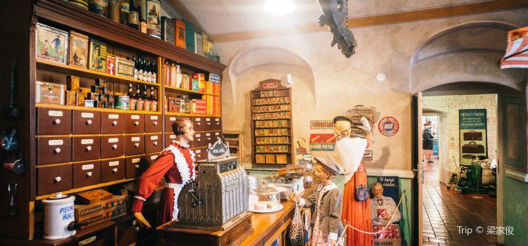 Obchodu Museum2