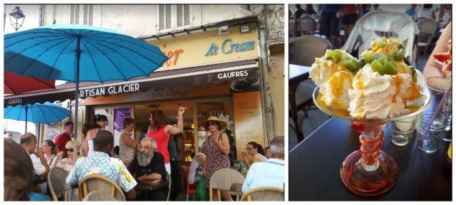 盛夏的清涼 | 盤點普羅旺斯口碑俱佳的冰淇淋店