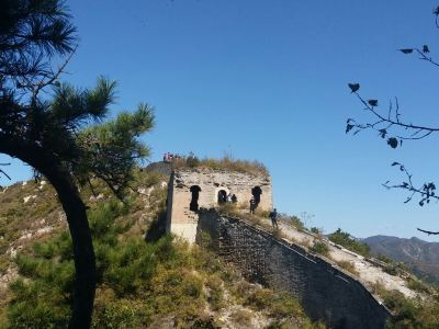 Great Wall Baiyangyu Tourist Area