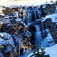 Athabasca Falls User Photo