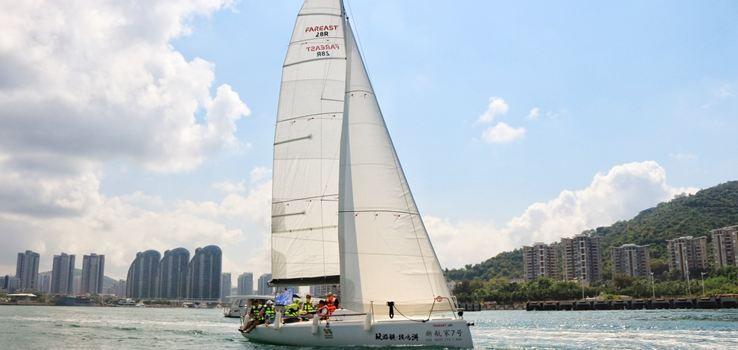 新航家帆船遊艇出海