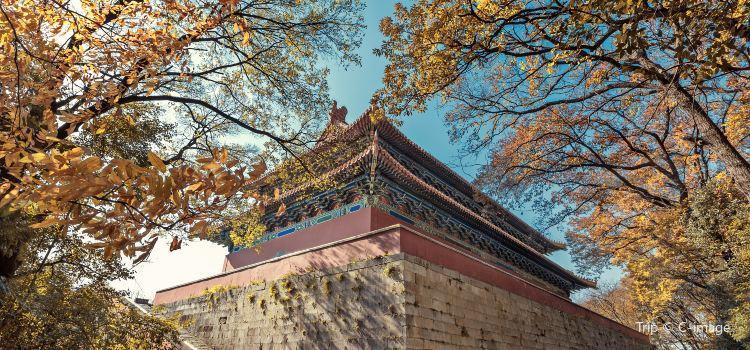 Ming Xiaoling Mausoleum1