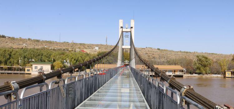 黃河3D玻璃橋2