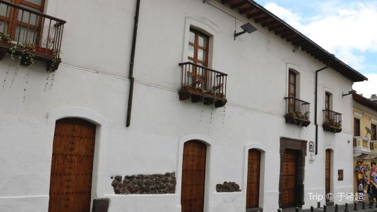 Casa del Alabado