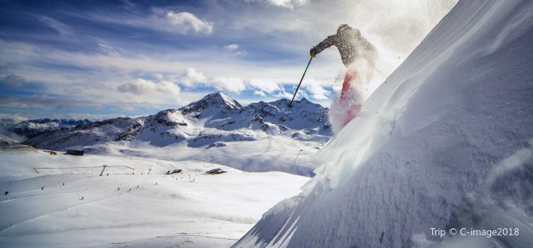 Zermatt Ski Areas1