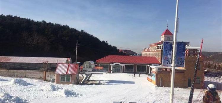 白清寨滑雪場3