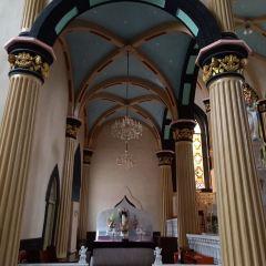 판촨푸 천주교 성당 여행 사진