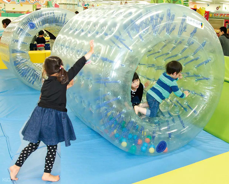 巴生谷Kidzooona兒童遊樂區(AEON Mall Taman Equine店)