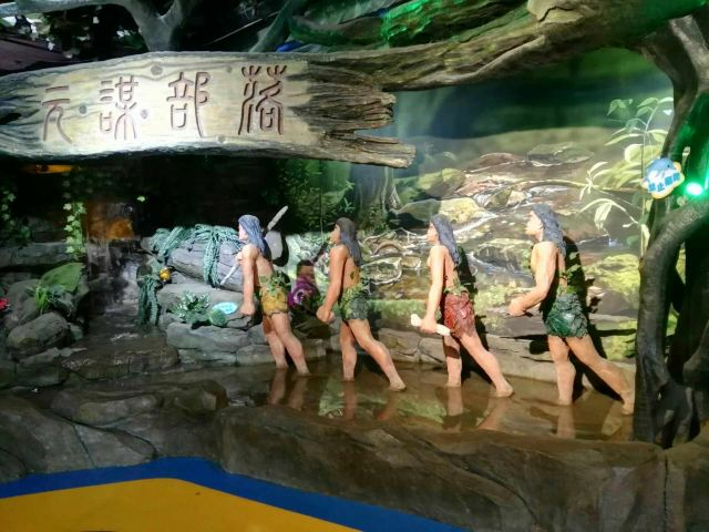 Kunming Huadu Ocean World