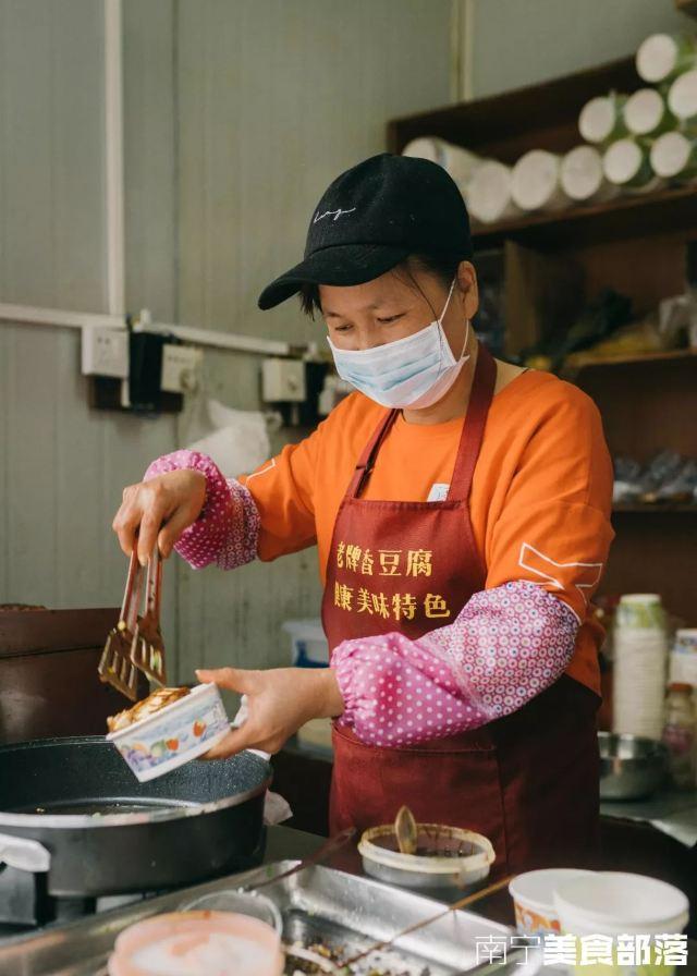"""民主路排名no.1,""""3cm超厚水豆腐""""香到沒朋友"""