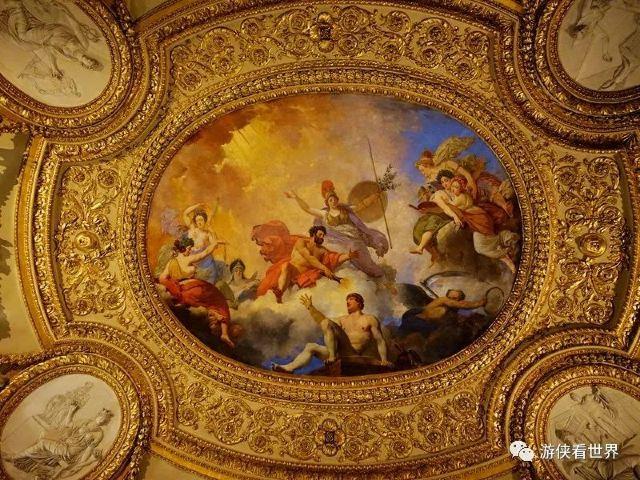 浪漫巴黎:夜遊盧浮宮 徜徉藝術殿堂