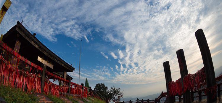 Wuyuedi Peak1