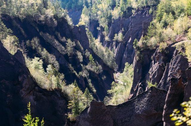 Yalu River Grand Canyon