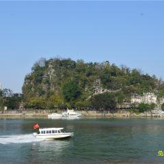지저우 공원 여행 사진