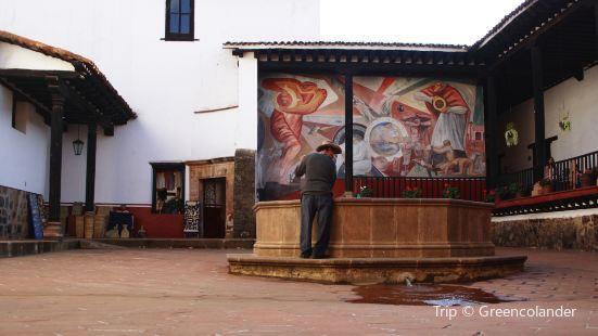 House of Eleven Patios (Casa de los Once Patios)