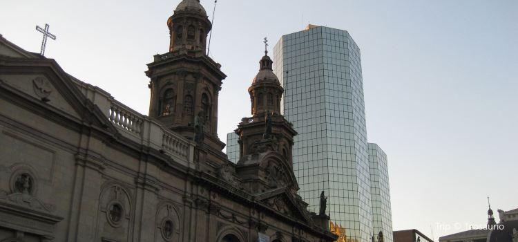Santiago Metropolitan Cathedral3