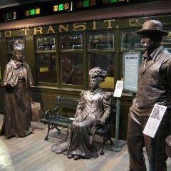 시카고 역사 협회 여행 사진