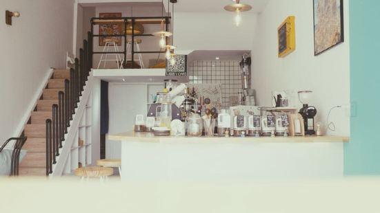 悟白咖啡wooby cafe