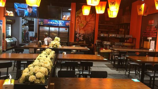 蝦神蟹霸海鮮燒烤(加州天匯園店)