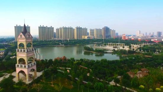 潤澤湖公園