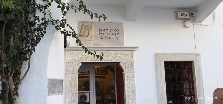 愛琴海海事博物館3