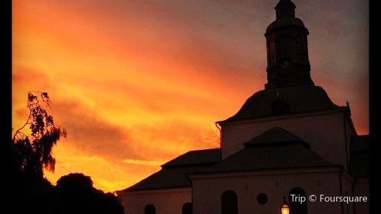 Carl Gustafs kyrka