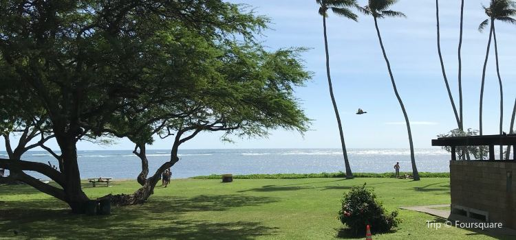 Kawaikui Beach Park3