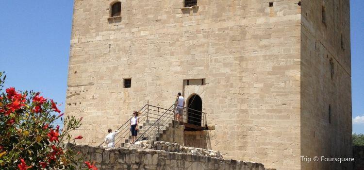 Kolossi Castle1