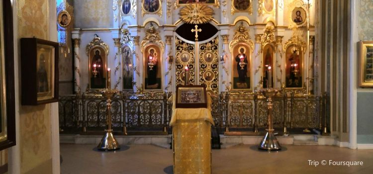 Sacred Simeonovsky Cathedral1