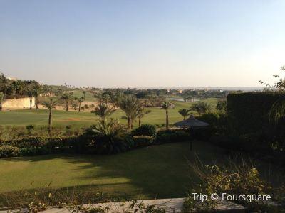 Katameya Heights Golf & Tennis Resort