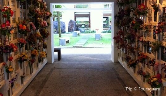 Mandai Crematorium and Columbarium