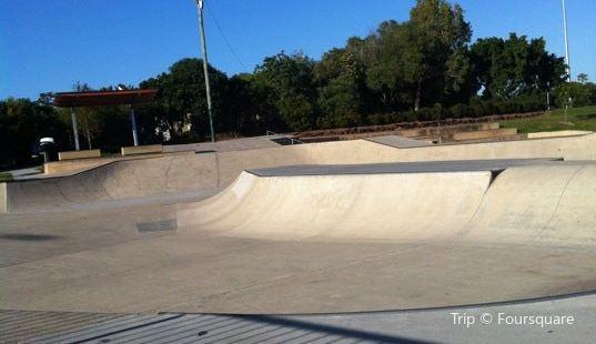 Pizzey Park Skate Park