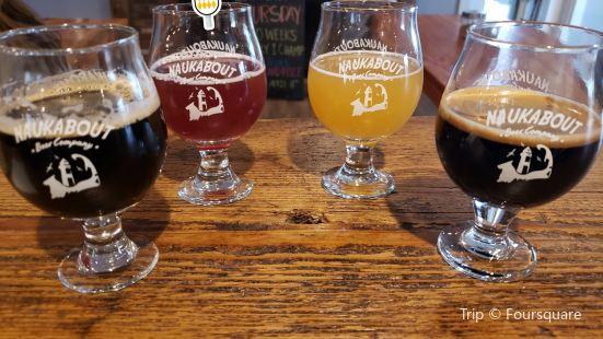 Naukabout Beer Company