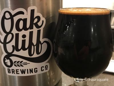 Oak Cliff Brewing Co