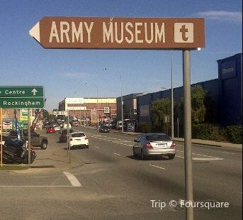Army Museum of Western Australia