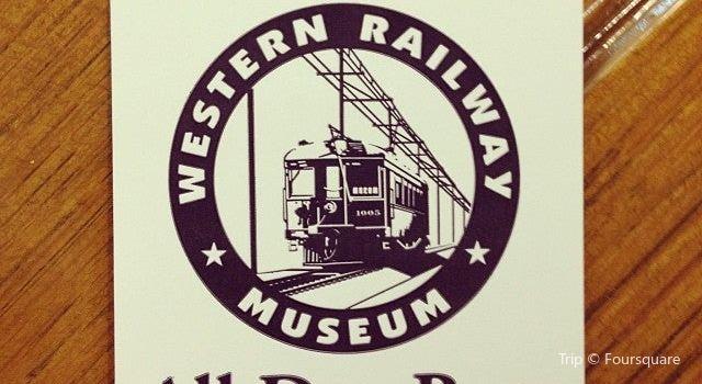 Western Railway Museum1
