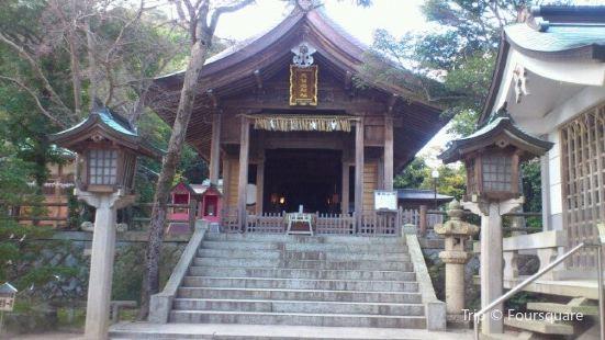 Shikaumi Shrine