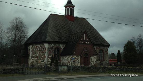 Rengon Pyhän Jaakon kirkko