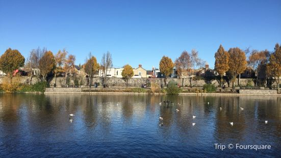 Blessington Street Park (The Basin)