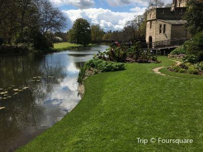 The Mill Garden