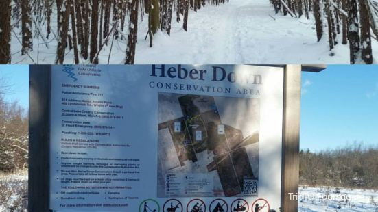 Heber Down Conservation Area