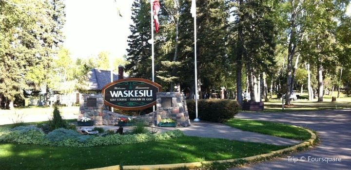 Waskesiu Golf Course1