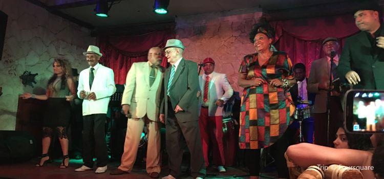 Legendarios del Guajirito Buena Vista Social Club