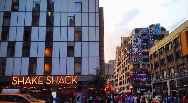 Shake Shack(第八大道店)1