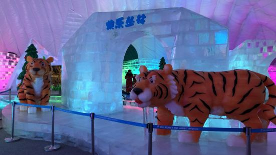 Harbin Ice and Snow World Indoor Ice and Snow Theme Park