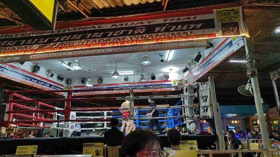 Thai Boxing Thaphae Show