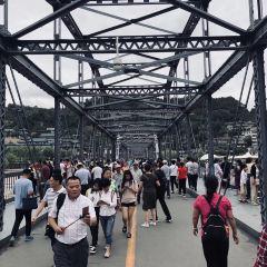 中國黃河第一鐵路橋遺址用戶圖片